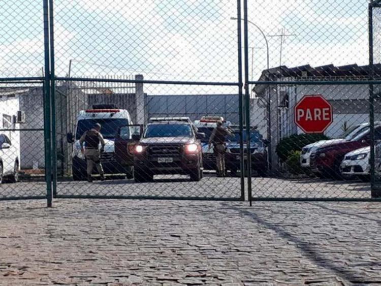 Transferência ocorreu após conflitos provocados pela relocação de presos - Foto: Aldo Matos | Site Acorda Cidade