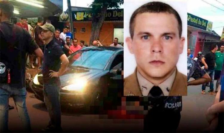 O caso aconteceu na noite da quarta-feira, 24, em Goiânia - Foto: Reprodução   site Vitoria da Conquista Noticias