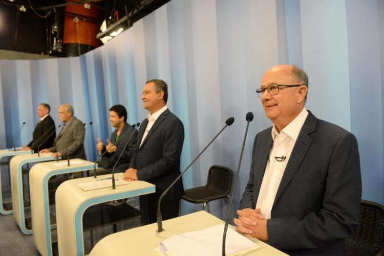 Zé Ronaldo, que tem como candidato de sua coligação o candidato à presidência Geraldo Alckmin, explicou o motivo de citar Jair Bolsonaro - Foto: Divulgação
