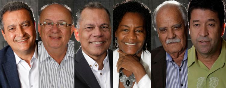 Até o início da tarde, todos os candidatos ao governo da Bahia já registraram seus votos - Foto: Margarida Neide | Ag. A TARDE