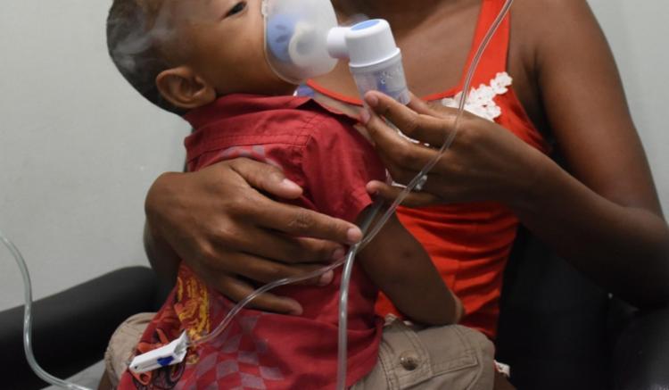 As partículas tóxicas provocam ou agravam problemas respiratórios - Foto: Francisco Campos | Secap