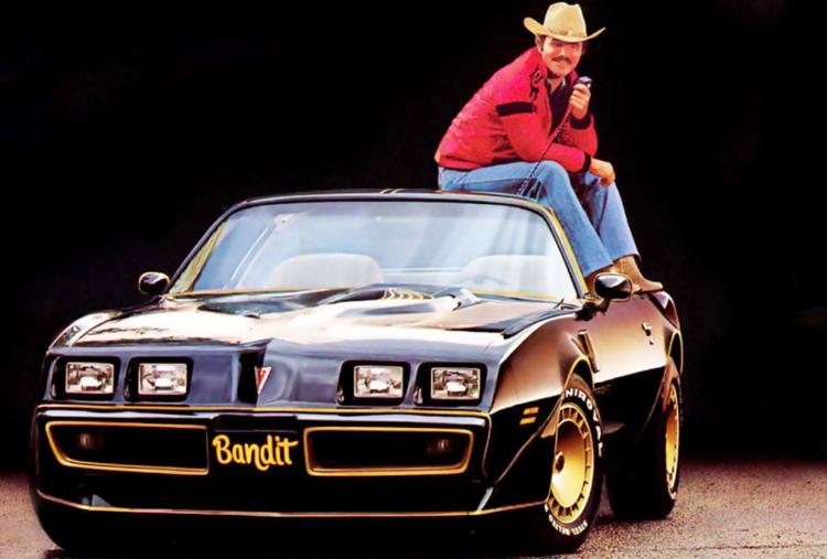 Pontiac Firebird Trans AM é um dos esportivos mais valorizados graças à aparição no filme