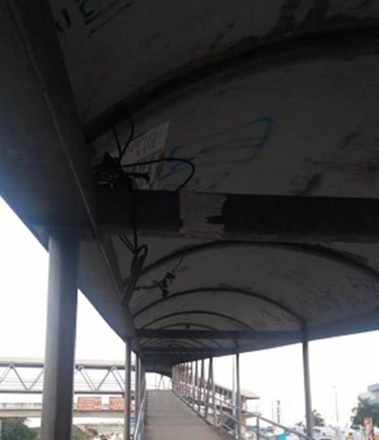 Os equipamentos da capital baiana vêm sendo alvo de vandalismo - Foto: Divulgação | SECOM
