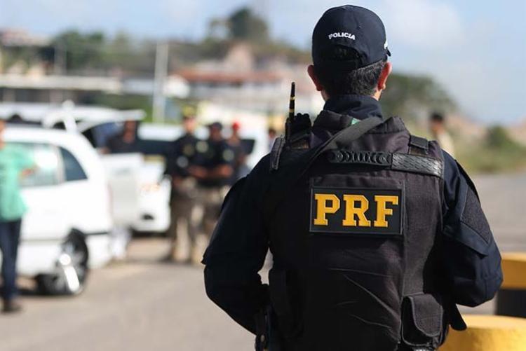 Do total de vagas, 17 são para a PRF na Bahia - Foto: Joá Souza | Ag. A TARDE