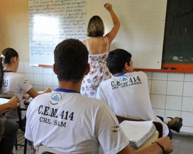 Estudantes que pretendem ser professores tiveram desempenho abaixo da média no Pisa