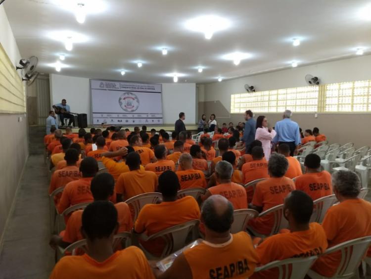 A iniciativa beneficiará mais de 900 pessoas condenadas pela Justiça no Estado - Foto: Divulgação