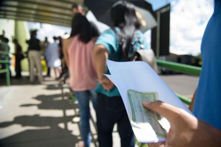 A certidão pode ser obtida pessoalmente em qualquer cartório eleitoral - Foto: Marcelo Camargo   Agência Brasil
