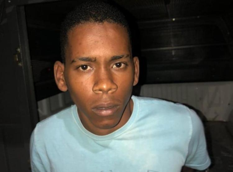 Jarbas é apontado como um dos gerentes da venda de drogas - Foto: Divulgação   SSP
