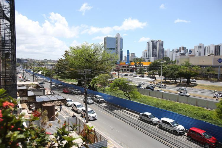 Visita contribuirá para o planejamento da infraestrutura e tecnologias para adoção de ônibus elétricos no projeto do BRT - Foto: Joá Souza | Ag. A TARDE
