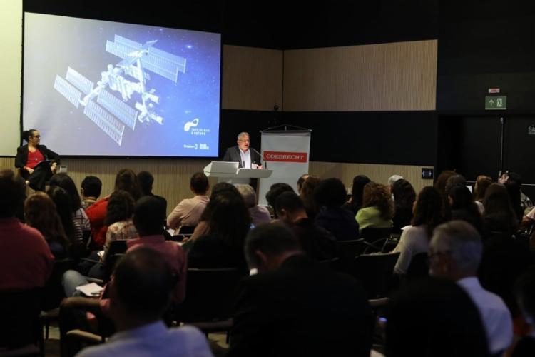 A plateia conheceu mais sobre como a Petrobras vem reposicionando sua marca, com foco na inovação, que sempre marcou a história da companhia - Foto: Divulgação