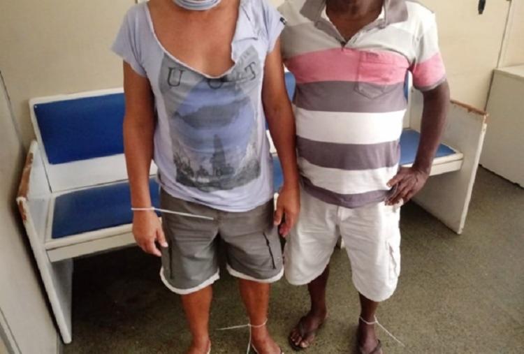 As vítimas foram sequestradas e amarradas pelos suspeitos e liberados quatro horas depois - Foto: Divulgação | Cocobongo
