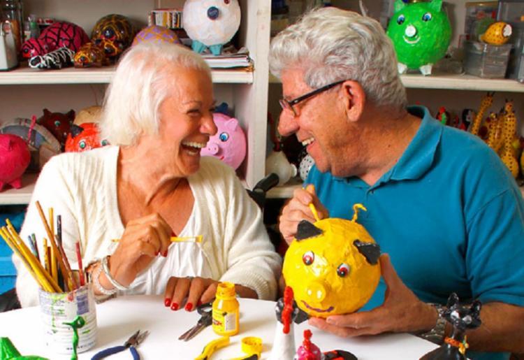 a ação terá serviços informativos sobre as políticas de assistência e de proteção da pessoa idosa, além de opções de lazer e cultura. - Foto: Reprodução | Lazer | Portal Amigo do Idoso