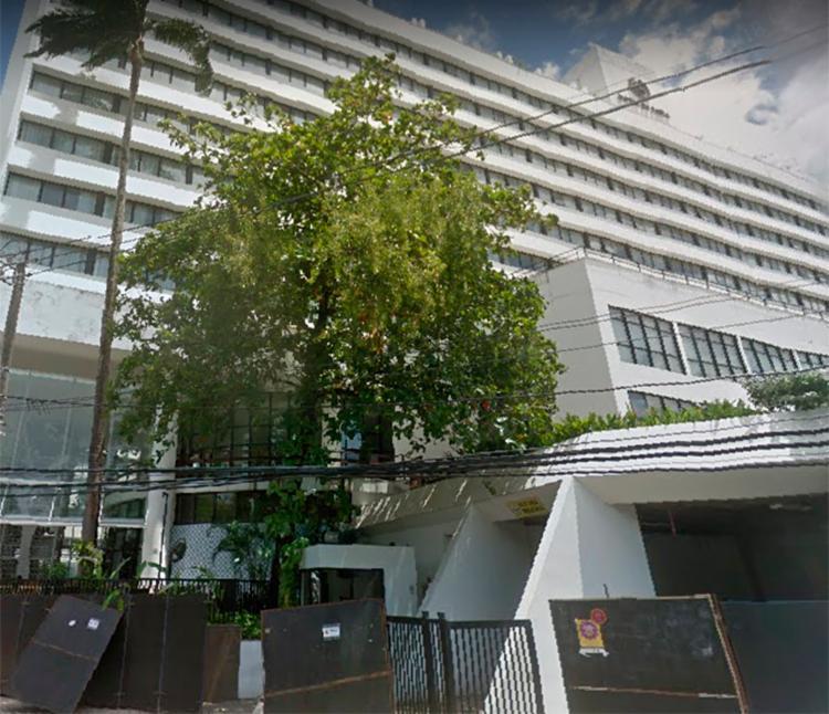 O evento acontecerá entre os dia 26 e 27 de outubro no Wish Hotel da Bahia, em Salvador - Foto: Reprodução   Google Maps