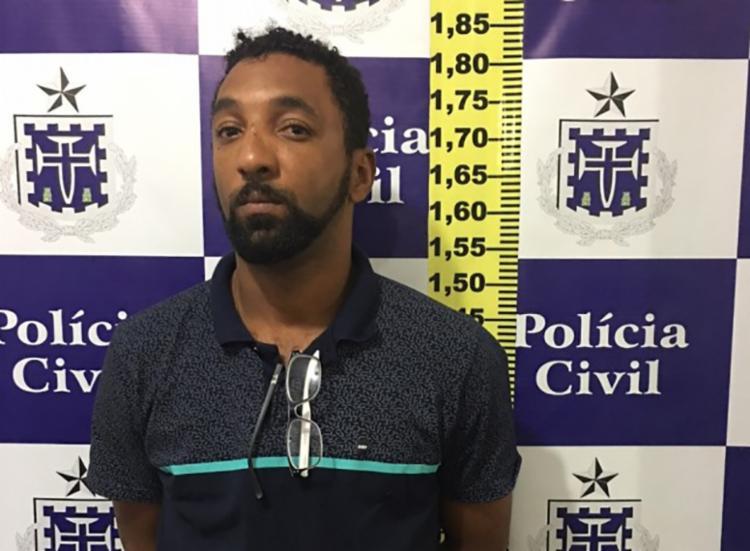 Elenildo já possuía passagem pela polícia em 2017 - Foto: Reprodução | Acorda Cidade