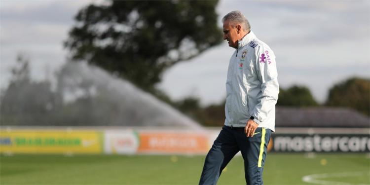 Formação deverá ser confirmada pelo técnico para o jogo desta sexta-feira - Foto: Lucas Figueiredo l CBF