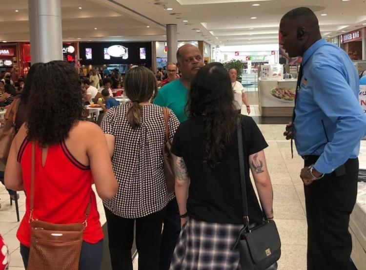 Mutirão foi realizado em quatro shoppings da capital baiana - Foto: Divulgação