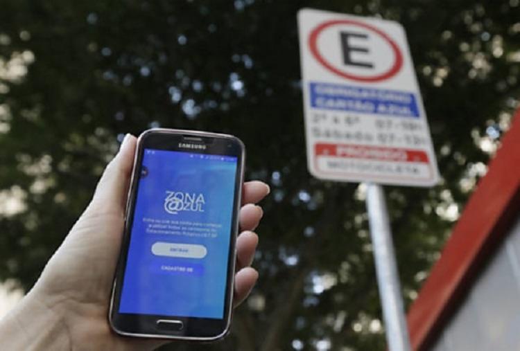 O aplicativo conta com 11.192 vagas na capital baiana - Foto: Divulgação