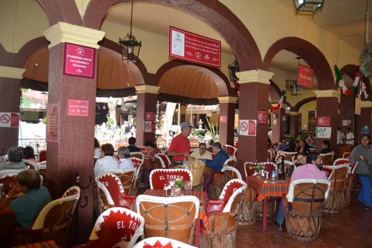 Restaurante El Toreo, Tlaquepaque - Foto: Carlos Morais