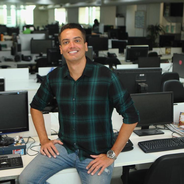 Leo Dias havia passado cerca de uma semana internado em uma clínica - Foto: Reprodução | Instagram