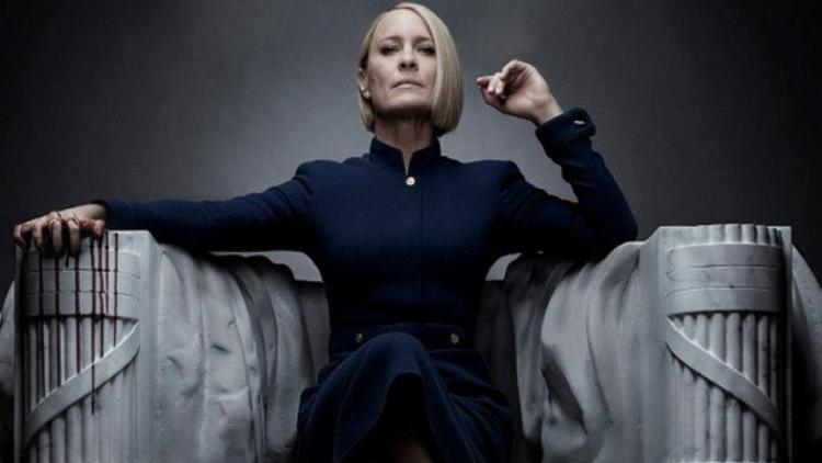 Primeira-dama dos Estados Unidos chega ao poder após a morte do marido - Foto: Divulgação | Netflix