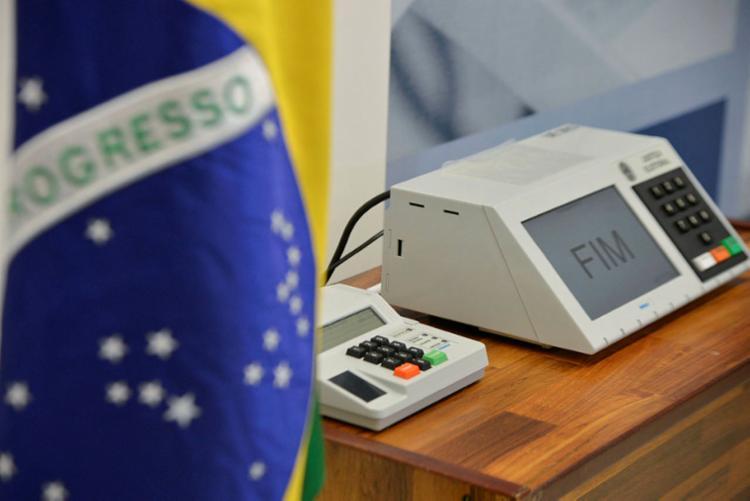 A votação do primeiro turno ocorre neste domingo, 7, das 8h às 17h - Foto: Nelson Jr.   ASICS   TSE   Divulgação