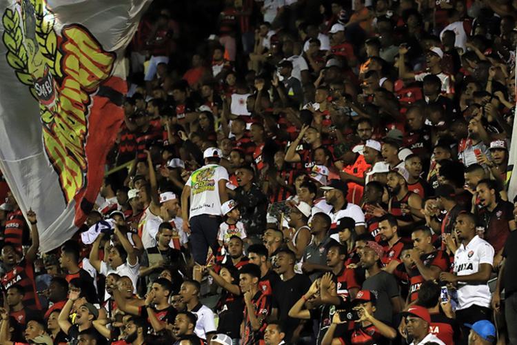 A promoção começou às 12h desta terça-feira, 16, e segue até quarta - Foto: Maurícia da Matta | EC Vitória