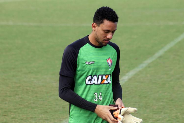 O corpo do goleiro foi velado em Ribeirão Preto - Foto: Maurícia da Matta | EC Vitória
