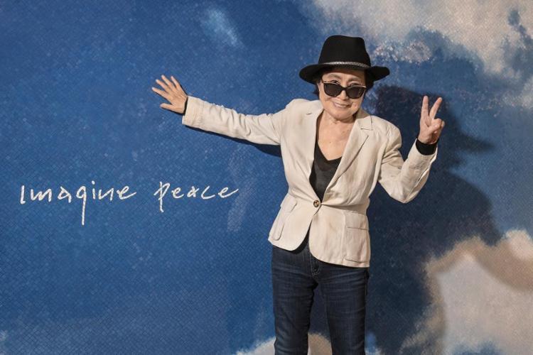 Yoko Ono lançará o álbum