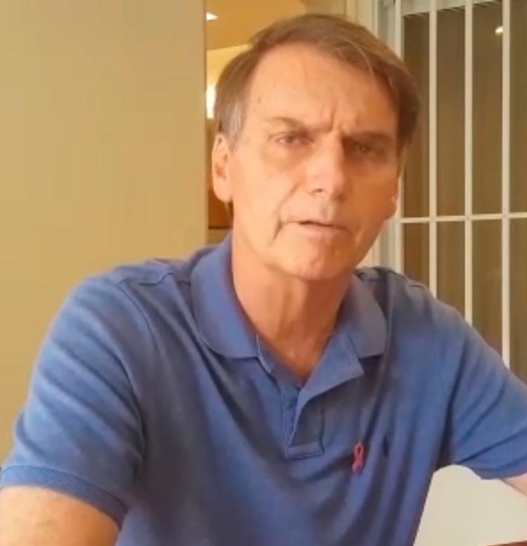 Presidenciável desejou boa sorte ao democrata e disse que eles devem unir forças para derrotar o PT - Foto: Cidadão Repórter