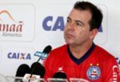 Treinador do Bahia comenta o triunfo contra Chapecoense | Foto: Reprodução | Ec Bahia