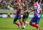 Bahia cai para o Atlético-MG e acaba com chance de vaga na Libertadores | Foto: Bruno Cantini l Atlético-MG
