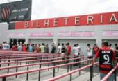 Vitória faz promoção de ingressos para clássico no domingo | Foto: Edilson Lima l Ag. A TARDE l Arquivo