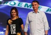 Michelle Bolsonaro diz que quer participar de