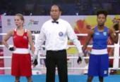 Jucielen derrota russa e fica a uma luta de garantir pódio no Mundial de Boxe | Foto: Reprodução | Youtube