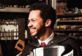 Acordeonista Junior Ferreira lança seu primeiro álbum nesta quinta | Foto: