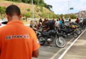 Justiça suspende blitz de IPVA na Bahia | Foto: Joá Souza l Ag. A TARDE