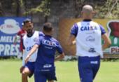 Tricolor encerra preparação para Ba-Vi deste domingo | Foto: Lucas Oliveira | EC Bahia