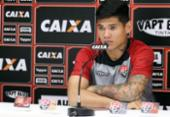 Suspenso contra o Sport, Léo Ceará acredita em jogo difícil em Recife | Foto: Maurícia da Matta | EC Vitória