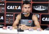 Sem Léo Ceará, Fernandes destaca não ter preferência de centroavante | Foto: Maurícia da Matta | EC Vitória