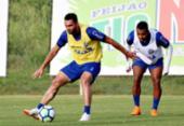 Bahia volta ao batente e mira duelo com Ceará | Foto: Felipe Oliveira l EC Bahia