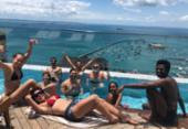 Globais curtem dia em Salvador antes da gravação final de Segundo Sol | Foto: Fera Palace Hotel