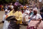 Lavagem da Estátua de Zumbi e caminhada marcam Dia da Consciência Negra | Foto: Joá Souza | Ag. A TARDE