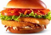 Rede de fast-food lança duas opções de sanduíches vegetarianos no cardápio | Foto: Reprodução