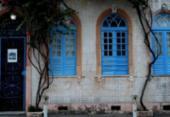 Mostra gratuita reúne 26 imagens impressas em azulejos | Foto: Divulgação