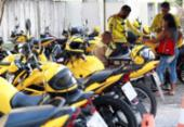 Mototaxistas passam por vistoria obrigatória a partir desta segunda | Foto: Adilton Venegeroles | Ag. A TARDE