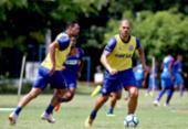 Aliviado, Bahia muda contra o Atlético-MG e começa a sonhar até com Libertadores | Foto: Felipe Oliveira l EC Bahia