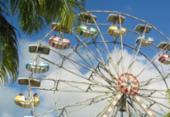 Parque de diversões encerra temporada em Salvador neste mês | Foto: Divulgação