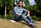 Escritor baiano indicado ao Prêmio Jabuti fala sobre a crise da palavra | Foto: Adilton Venegeroles / Ag. A TARDE