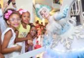 Paradas natalinas movimentam shopping em Salvador | Foto: Divulgação
