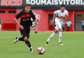 Vitória perde do Inter e dá adeus ao Brasileirão Sub-23 | Foto: Maurícia da Matta l EC Vitória